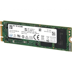 Intel SSD 545s Series (256GB, M.2 80mm SATA 6Gb/s, 3D2, TLC)