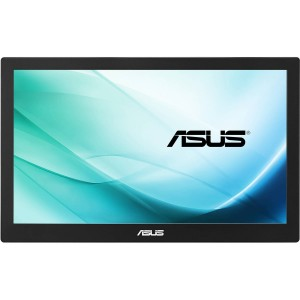 "ASUS MB169B+ 15"" 16"" LED LCD Portable Computer Monitor FHD 1920x1080 IPS USB 3.0"