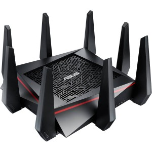 Asus RT-AC5300 AC5300 Tri Band WiFi Wireless MU-MIMO Gigabit Router NBN Ready
