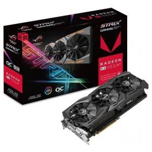 ASUS ROG Strix Radeon RX Vega 64 OC Edition, 8GB