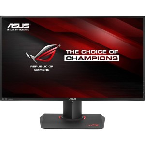 "Asus ROG Swift PG27AQ 27"" LED Gaming Computer Monitor UHD 4K G-Sync Speaker IPS"