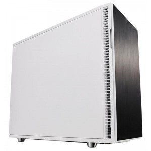 Fractal Design Define R6 White ATX Case, No PSU