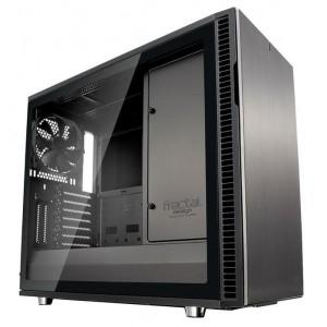 Fractal Design Define R6 Gunmetal ATX Case, T/G Window, No PSU