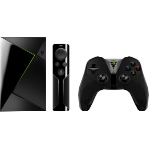 nVidia Shield Smart Android TV Box Gaming Streaming Media Player With Controller 945-12897-2506-000
