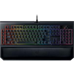 Razer BlackWidow Chroma V2 RGB Backlit Gaming Mechanical Keyboard Green Switch RZ03-02030100-R3M1