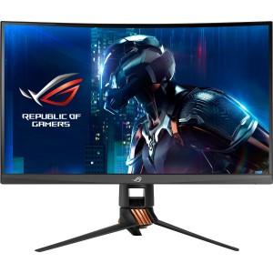"Asus ROG Swift PG27VQ 27"" LED LCD Curved Gaming Monitor 1MS QHD G-Sync 165Hz"