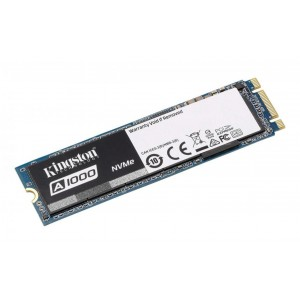 Kingston A1000 240GB M.2 (PCIe) NVMe 2280 SSD 3D NAND SA1000M8/240G