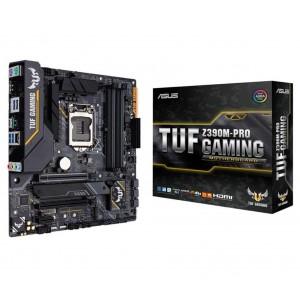 ASUS TUF Z390M-Pro Gaming USB 3.1 HDMI LGA1151 x4 DDR4 m-ATX Motherboard