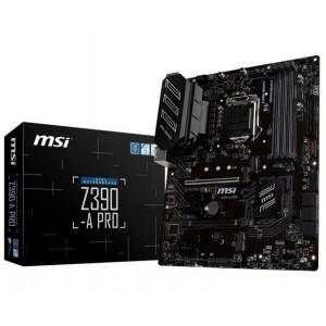 MSI Z390-A PRO HDMI USB 3.1 LGA1151 x4 DDR4 HDMI USB3.1 ATX Motherboard
