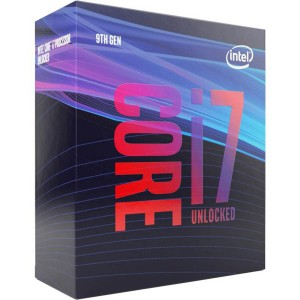 Intel Core i7 9700K Processor 12MB 3.6GHz LGA 1151 8 Core 8 Thread Desktop CPU BX80684I79700K