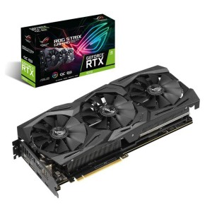 Asus nVidia Geforce RTX 2070 ROG Strix OC 8GB GDDR6 Gaming Graphics Video Card ROG-STRIX-RTX2070-O8G-GAMING