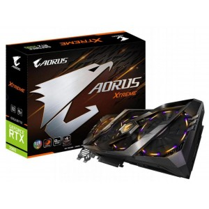 Gigabyte nVidia GeForce RTX 2080 Aorus Xtreme OC 8GB Gaming Graphics Video Card GV-N2080AORUS-X-8GC