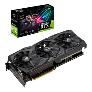 Asus nVidia GeForce RTX 2060 ROG Strix OC 6GB GDDR5 Gaming Graphic Video Card