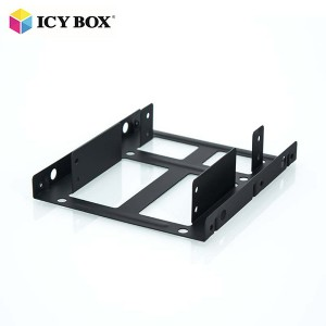 """ICY BOX IB-AC643 Internal Mounting frame for two 2.5"""" SSD/HDD in a 3.5"""" Bay"""