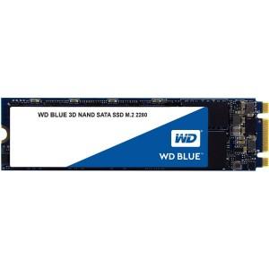 Western Digital WD Blue 2TB SATA M.2 2280 Internal Solid State Drive SSD 560MB/S WDS200T2B0B