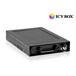 "ICY BOX IB-2148SSK-B Mobile Rack for 2.5"" SATA/SAS HDD"