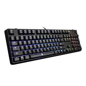 Thermaltake Tt eSPORTS Poseidon Z RGB LED Gaming Mechanical Keyboard Kailh Brown KB-PZR-KBBRUS-01