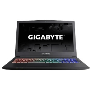 "Gigabyte Sabre 15 15.6"" Gaming Notebook i7-8750H 16GB 256GB 1TB GTX 1060 Win10 Sabre15-1060-803"