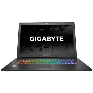 "Gigabyte Sabre 17 17.3"" i7-8750H 16GB 256GB 1TB GTX 1050Ti Win 10 Gaming Notebook Sabre17-1050Ti-802"