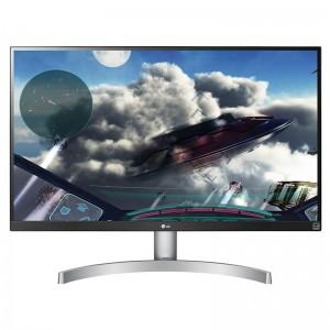"LG 27UL600-W 27"" 4K UHD HDR400 FreeSync HDMI DP IPS Monitor"