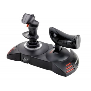 Thrustmaster T.Flight Hotas X Joystick Simulator Gaming Controller Stick PC PS3