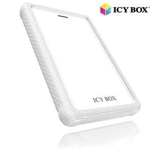 "ICY BOX IB-233U3-Wh USB 3.0 enclosure for 2.5"" SATA HDD"