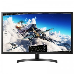 "LG 32ML600M-B 32"" Full HD 95% DCI-P3 HDR10 IPS Monitor"