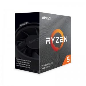 AMD Ryzen 5 3400G 4 Core Socket AM4 3.7GHz CPU Processor with Wraith Spire Cooler