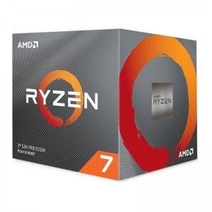 AMD Ryzen 7 3700X 8 Core Socket AM4 3.6GHz CPU Processor with Wraith Prism Cooler