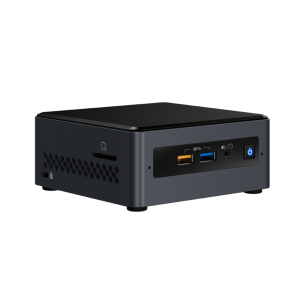 "Intel 7th Gen NUC Celeron J4005 2xDDR4/HDMI/WIFI/BT/USB3.0/2.5"" Mini PC Barebone BOXNUC7CJYH4"