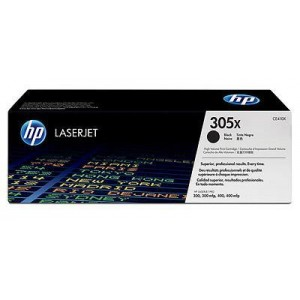 HP305X Black LJ Print Cartridge
