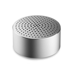 XiaoMi Mi Bluetooth Speaker Mini Wireless Portable Pocket with Microphone Silver FXR4040CN