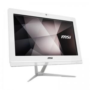"MSI PRO 20EXTS 8GL-083AU White N4000 8GB 256GB SSD 19.5"" HD+ AIO Desktop"