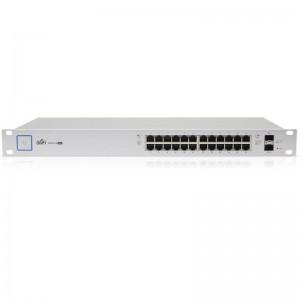 Ubiquiti UniFi Switch US-24-250W 24 Port Managed PoE+ Gigabit Switch