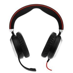 Jabra (7899-829-209) Evolve 80 UC Stereo Headset