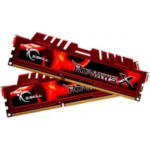 G.Skill RipjawsX 16GB (2x8GB) DDR3 1600MHz Dual Channel RAM Kit C10 Gaming Desktop Memory PC3-12800 F3-12800CL10D-16GBXL