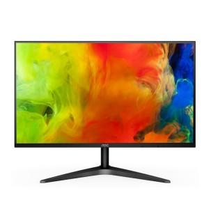 """AOC 24B1H 23"""" 24"""" LED LCD Gaming Computer Monitor FHD 1920x1080 VA 16:9 HDMI VGA"""