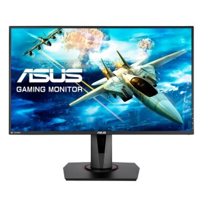 "Asus VG278QR 27"" LED LCD Gaming Desktop Monitor FHD FreeSync 165Hz Speaker 1ms"