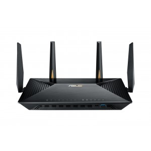 Asus BRT-AC828 AC2600 Dual-Band Wireless Gigabit MU-MIMO Business Router