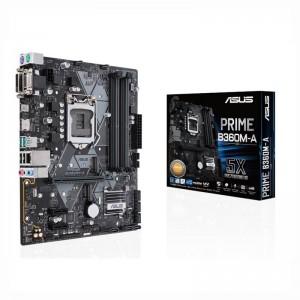 ASUS PRIME B360M-A/CSM mATX Motherboard