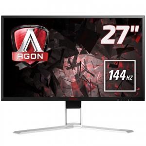 "AOC Agon AG271QX 27"" LED LCD Gaming Computer Monitor QHD FreeSync 144Hz Speaker"