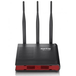 Netis WF2631 Beacon N300 Gaming Wireless N Router