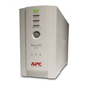 APC Back-UPS CS 350VA DB-9 RS-232 & USB BK350EI