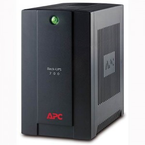 APC BX700U-AZ BACK-UPS 700VA 390W Tower UPS