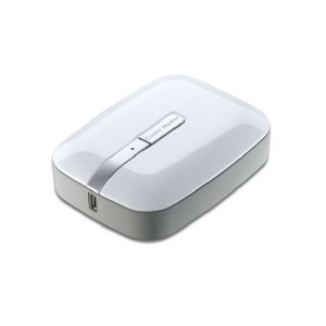 COOLER MASTER Power FORT 4350mAh 2.1A USB Battery Charger WHITE C-2016-WA1L