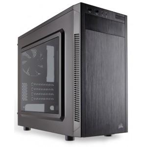 Corsair Carbide Series 88R Micro ATX Mid Tower Case w Window Black CC-9011086-WW