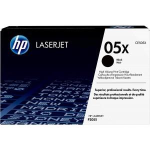 HP Black Toner for HP LaserJet P2055 series printers