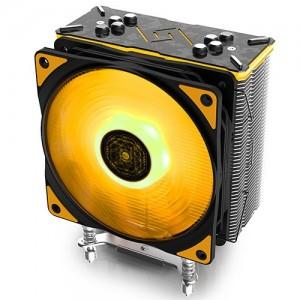 Deepcool Gammaxx GT TGA RGB CPU Cooler, TUF Gaming Alliance Intel 150W LGA20XX/1366/115X/1200 AMD 140W AM4 AM3+ AM3 AM2+ AM2 FM2+ FM2 FM1
