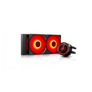 Deepcool GAMMAXX L240T RED Intel LGA20XX/1366/115X/1200 AMD AM4 AM3+ AM3 AM2+ AM2 FM2+ FM2 FM1
