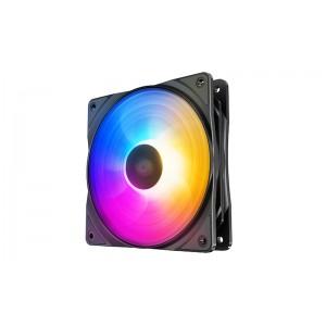 Deepcool RF120 FS RGB LED Fan 120mm New Purple/Blue/Orange LED Combination
